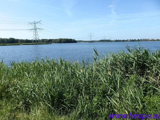 2016-06-09          Almeerdaagse         3e dag 25 Km   (30)