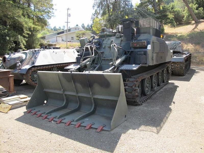 FV180 Combat Engineer Tractor 1
