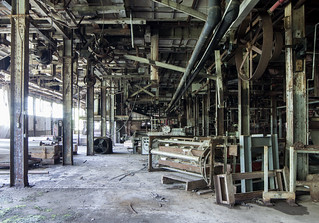 Robinson Mill | by Baldran