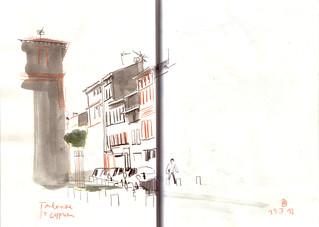 130518 Toulouse St Cyprien | by Vincent Desplanche