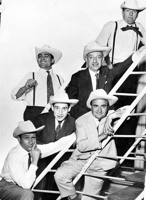 1964 gruppo fotografi