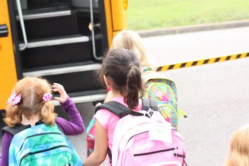 School bus! | by Aleks J Clark