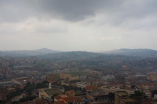 africa summer fog day central zomer afrika uganda kampala x100 oeganda 2013 fujifilmx100 inklaar:see=all