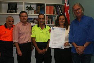 Michelle Rowland- Seven Hills | by Transport Workers Union of Australia
