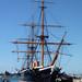 Historic Dockyard, Portsmouth, England