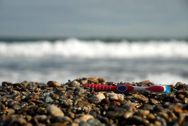 Trouvé sur la plage...
