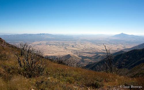 desert mountains huachucamountains sierravista carrpeak basin arizona canonrebelxsi skyislands unitedstates america usa southernarizona