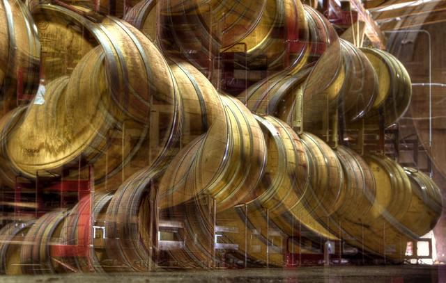 Cubist's barrels