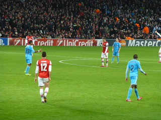 Arsenal vs Marseille | by wonker