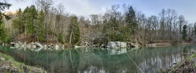 Crusher Hole, Cane Creek, Fall Creek Falls State Park, Van Buren County, Tennessee 2