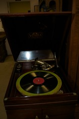 Pioneer Museum of Alabama - antique Victrola
