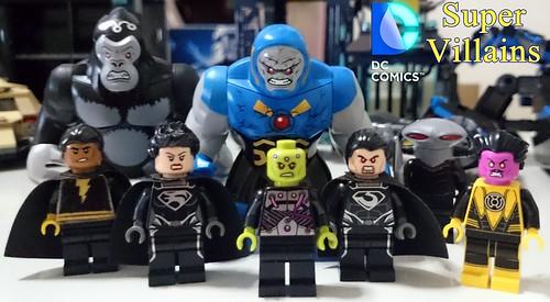 DC Supervillains | by VpV555