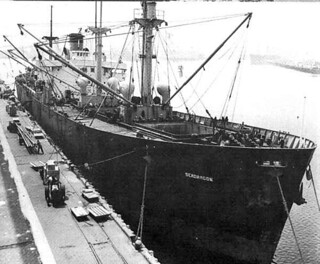 SS Patrick B Whalen (flagged as the Seadragon): 1953   by Washington Area Spark