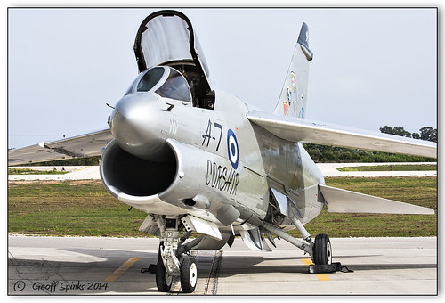 HAF A-7 Retirement, Retirement Ceremony, Araxos B_434 | by Geoff Spinks Photography