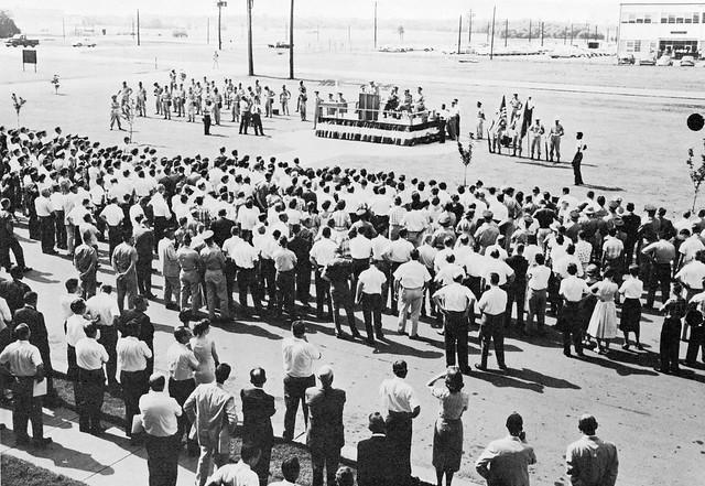 #TBT: ABMA Transferred to NASA, Creating Marshall Center -- July 1, 1960