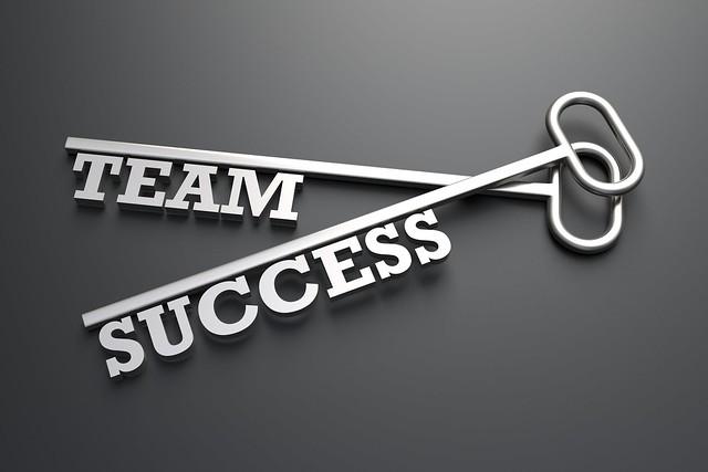3D Team Success
