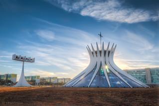 Catedral de Brasília | by tarsobessa