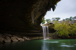 Hamilton Pool | by Leon Bovenkerk