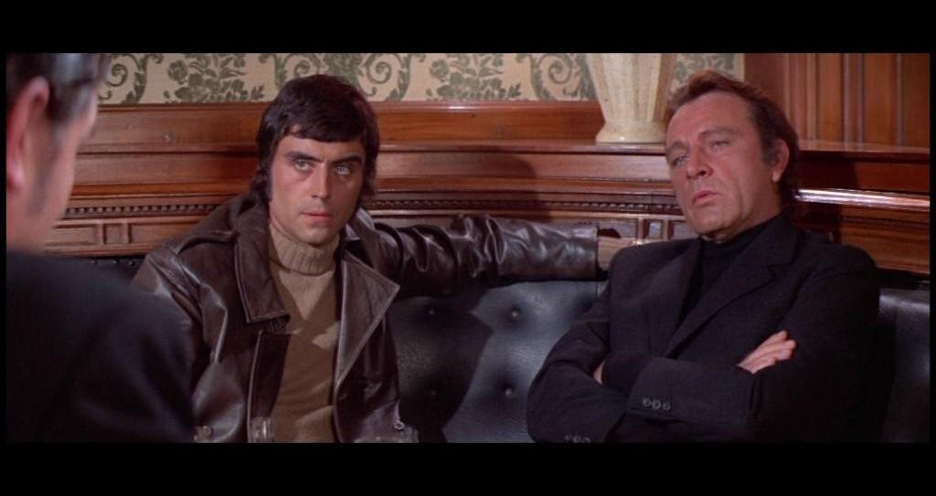 Villain ', Ian McShane and Richard Burton, 1970... | Flickr