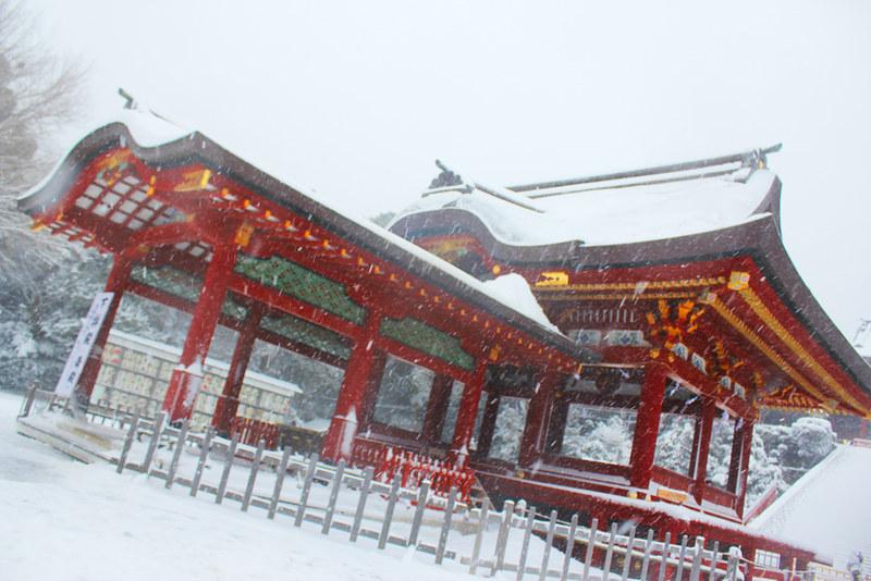 雪の鎌倉_18