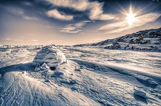 Igloo | by Baron Reznik