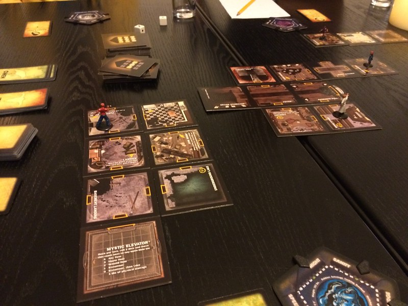 best legacy board games Betrayal at the House on the Hill