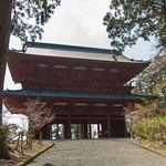 Daimon Gate of Koyasan, Wakayama