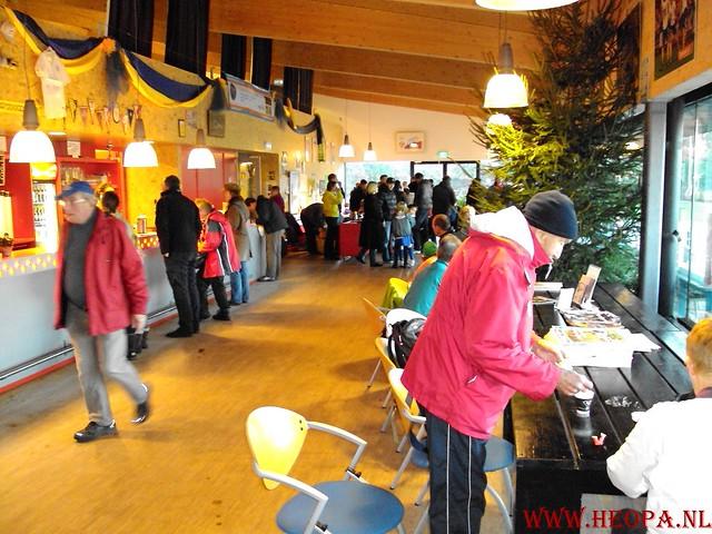 12-12-2009    Winterwandeling  De Bilt 25 Km  (9)