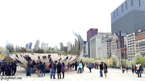 Chicago 7_Bean Cloudgate_feistyharriet_April 2016 | by FeistyHarriet