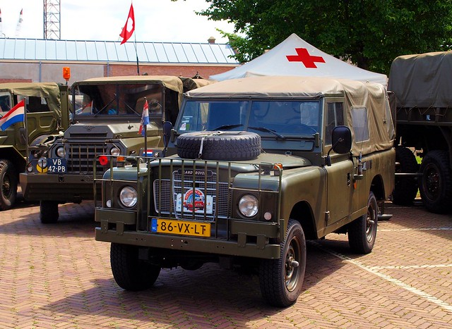 1981 Landrover 109 Pick-Up