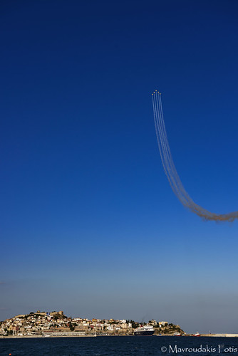 show sky cloud seascape love plane airplane fun fly flying stream mediterranean view heart streak loop outdoor air horizon watch flight jet atmosphere romance formation airshow greece entertainment shore romantic recreation propeller adoration entertain kavala aerobatics spectacle airseashow