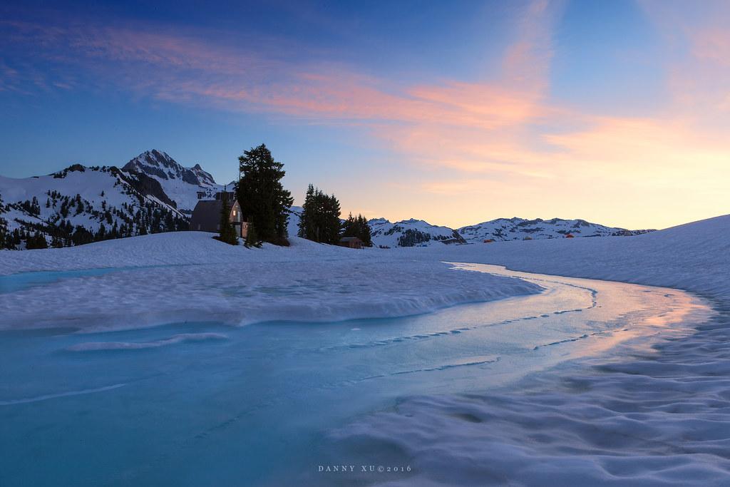 Elfin Lake Dawn