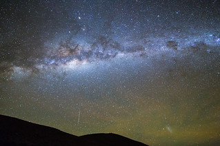 Milky Way over Paranal