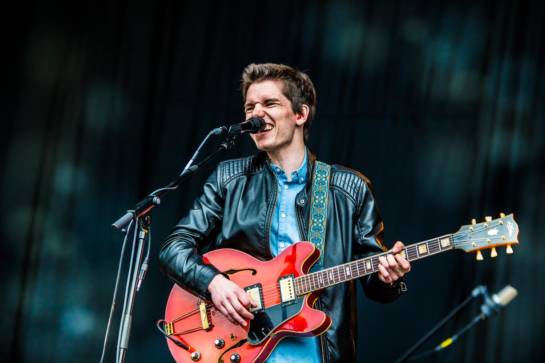 Milo Meskens @ Genk On Stage 2016 (© Timmy Haubrechts)