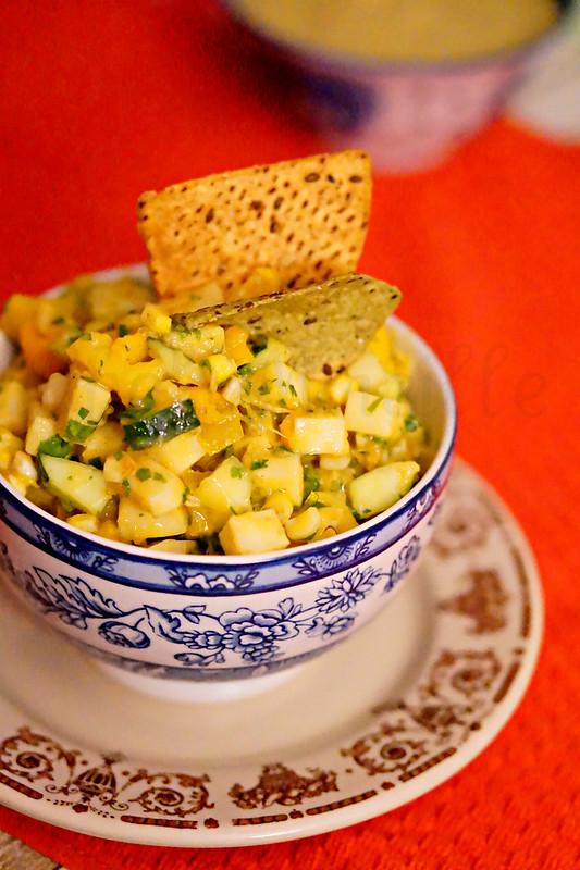 Jicama Vegetable Salad -edit