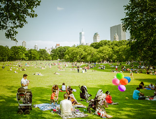 Sheep Meadow - Central Park | by ep_jhu