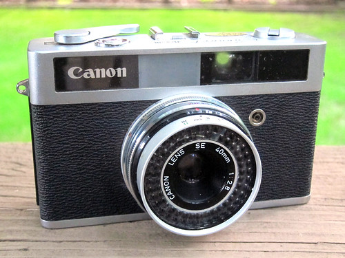 Canon Canonet Junior | by Jim Grey