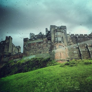 Bamburgh Castle, Northumbria | by Texarchivist