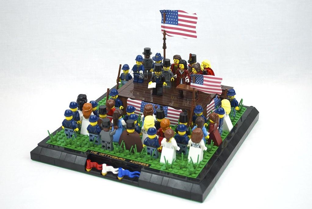 The Gettysburg Address, November 19, 1863 |