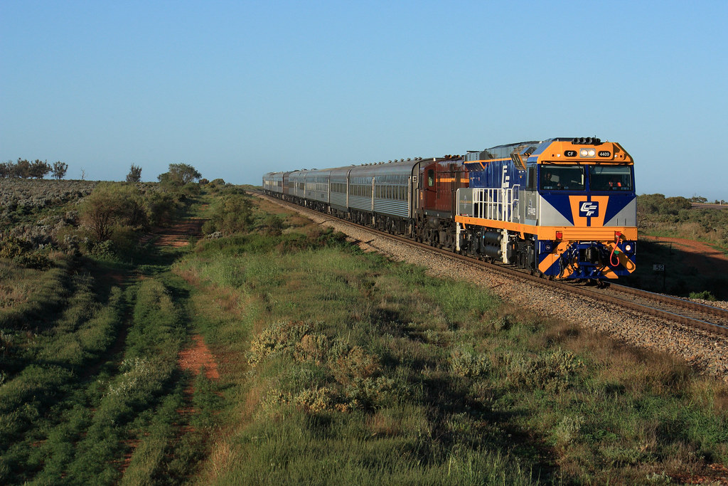 CF4409, 4520 near Chinamen's Creek by Malleeroute