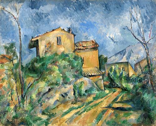 cézanne kimbellartmuseum fortworthtexas 19thcentury onview
