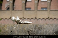 Bruidsreportage op Kasteel Heeswijk-Dinther: Bonny en Gilbert