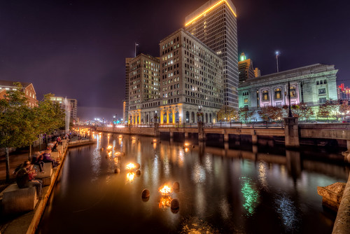 city ri night fire unitedstates newengland providence rhodeisland waterfire trigphotography frankcgrace