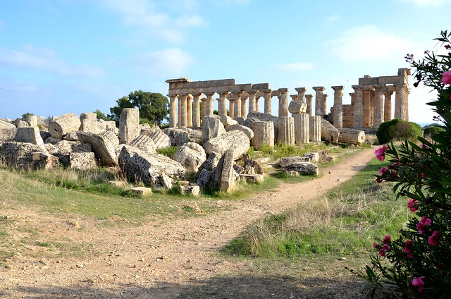 Parc Archéologique de Selinunte  (1)  -  (7 photos)