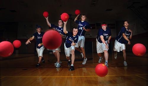 dodgeball 2012