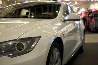 Tesla Model S   by Nikodemus Karlsson
