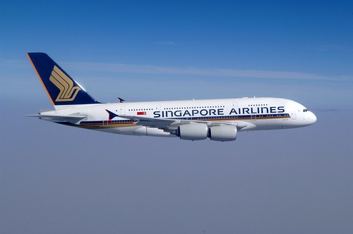 Singapore Airlines A380 | by Traveloscopy