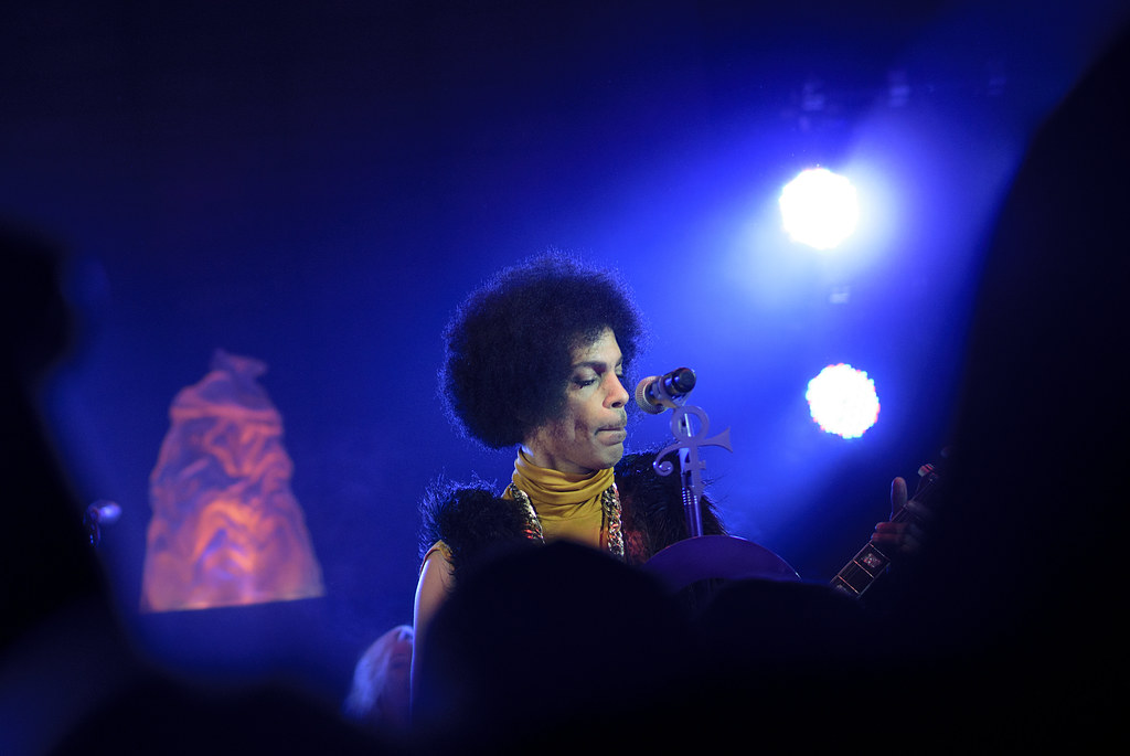 Prince & 3RDEYEGIRL @ Shepherd's Bush Empire