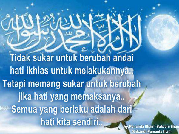 Gambar Kata Kata Bijak Kehidupan Islami