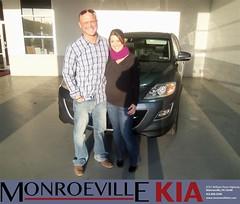 #HappyBirthday to Erinn Chela Cerreta from Joshua Pagliei  at Monroeville Kia!